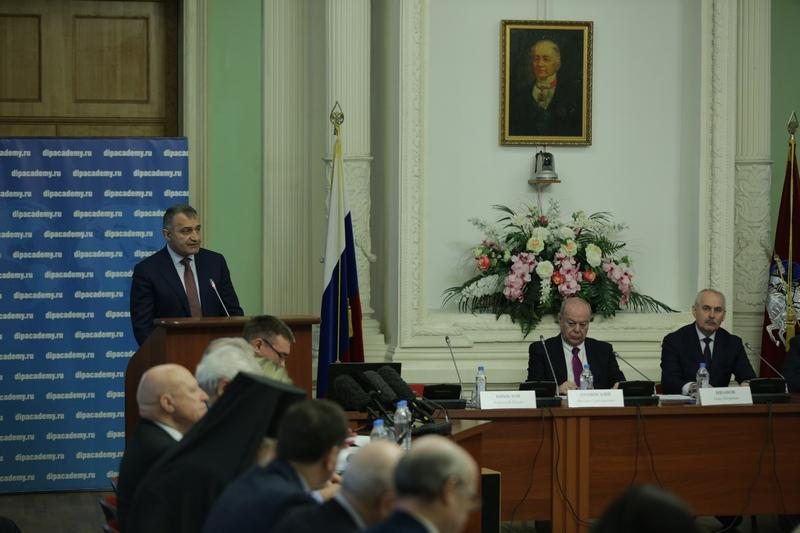 Выступление на конференции, посвященной памяти Чрезвычайного и Полномочного Посла России Виталия Чуркина