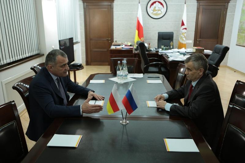 Встреча с заместителем Секретаря Совета безопасности Российской Федерации Рашидом Нургалиевым