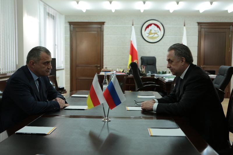 Встреча с заместителем Председателя Правительства Российской Федерации Виталием Мутко