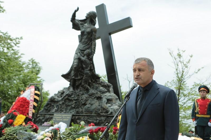 Анатолий Бибилов: «Руководство Грузии должно признать геноцид осетинского народа»
