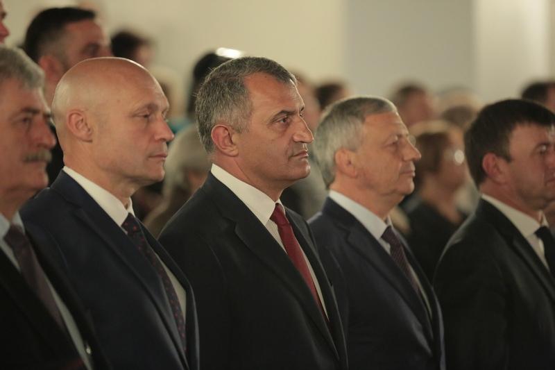 Торжественное собрание «Моя Земля – мой Ирыстон», посвященное 27-й годовщине принятия Акта провозглашения независимости Респуб