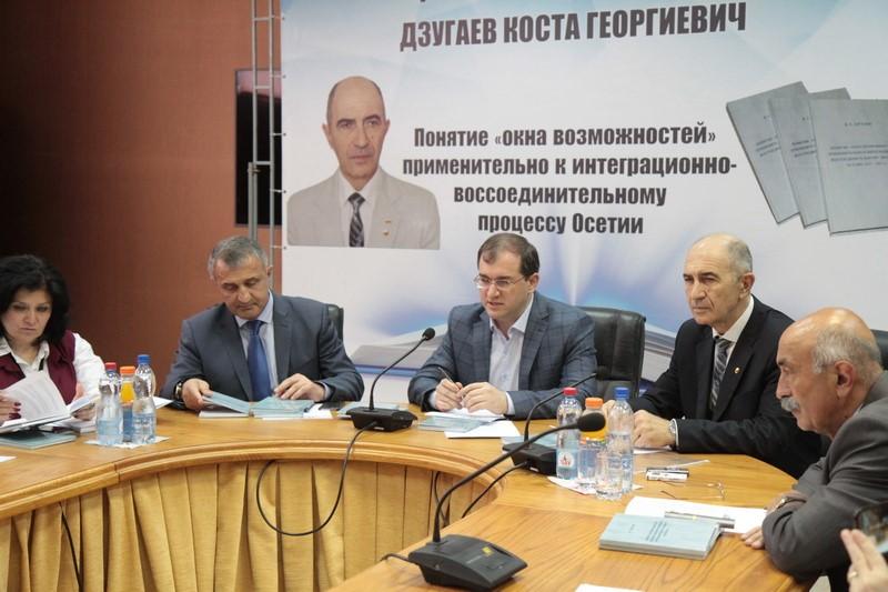 Анатолий Бибилов: «Воссоединение Осетии жизненно необходимо для нашего народа»