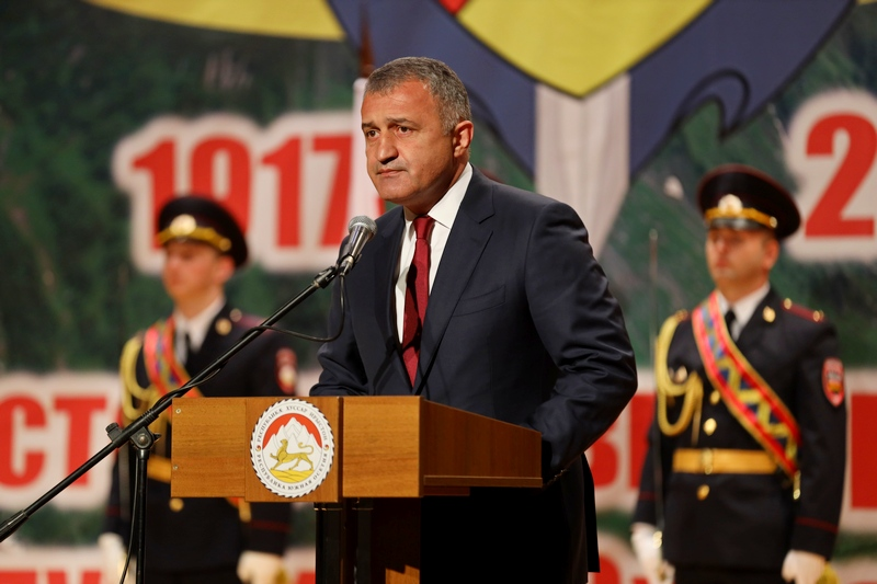 Анатолий Бибилов: «Оптимизация в МВД принесла свои положительные плоды»