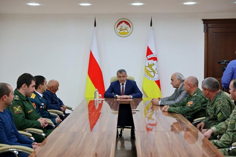 Анатолий Бибилов: «23 ноября – особый день для граждан Южной Осетии»