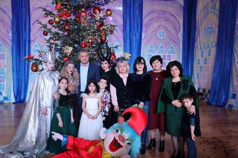 Открытие Президентской елки