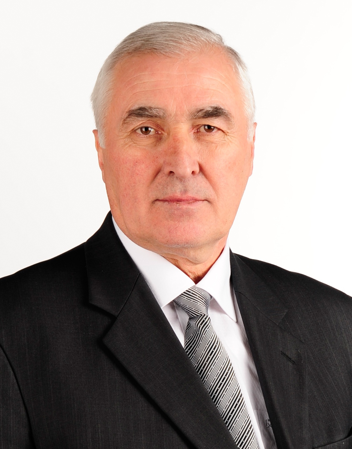 Фото Президента РЮО Тибилова Л. Х.