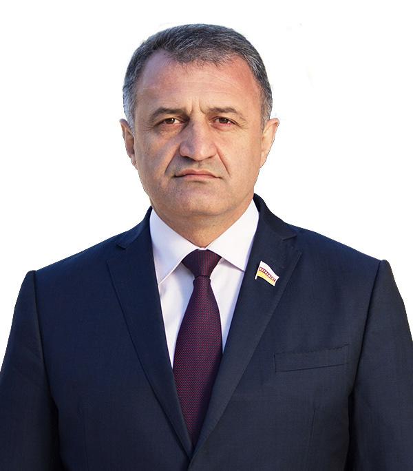 Фот - Президент Республики Южная Осетия