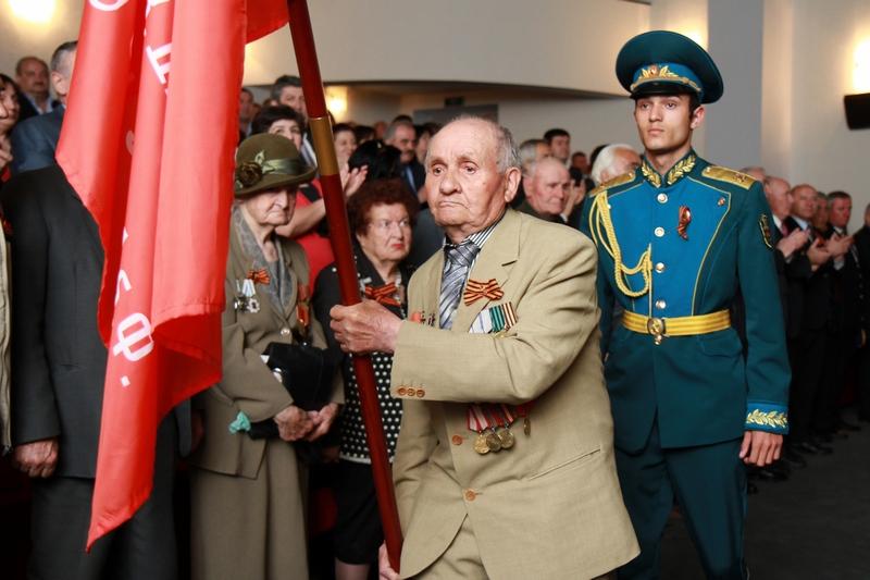 Торжественное собрание в честь 70-й годовщины Победы в Великой Отечественной войне