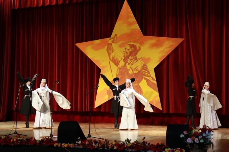 Праздничный концерт Лицея искусств «Во славу Поколения Победителей!»