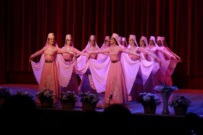Торжественное собрание в честь празднования 7-ой годовщины Дня признания независимости Республики Южная Осетия Российской Федерацией (часть III)