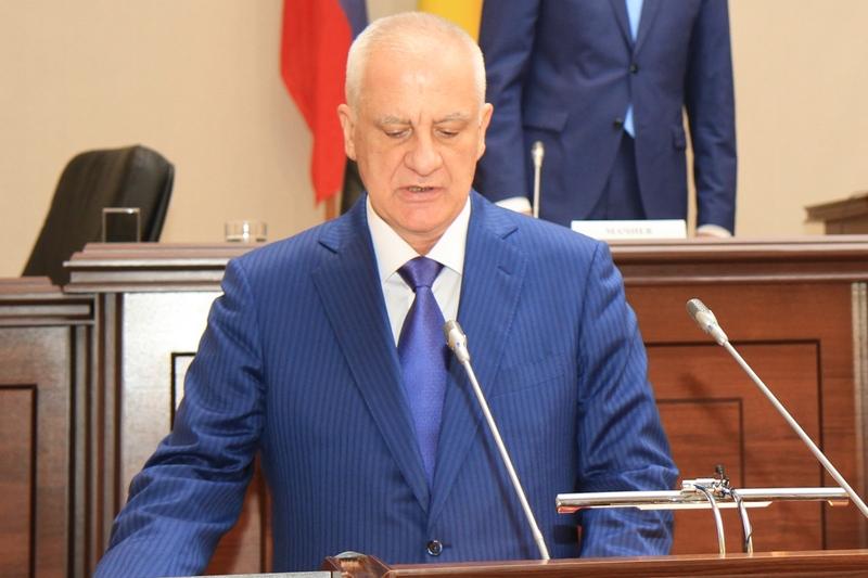 Выборы Главы Республики Северная Осетия-Алания