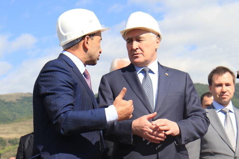Церемония закладки камня под строительство мясоперерабатывающего завода «Растдон» (часть II)