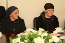 2. Встреча с многодетными матерями и матерями защитников Отечества