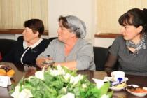 3. Встреча с многодетными матерями и матерями защитников Отечества