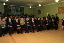 3. Церемония открытия Дома культура в селе Корнис Знаурского района (часть II)