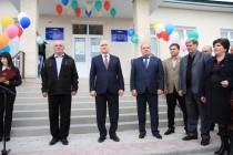 6. Церемония открытия средней общеобразовательной школы в селе Корнис Знаурского района (часть I)