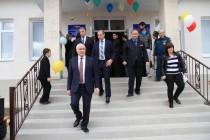 6. Церемония открытия средней общеобразовательной школы в селе Корнис Знаурского района (часть II)