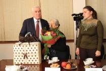 7. Встреча с многодетными матерями и матерями защитников Отечества