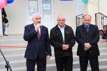 7. Церемония открытия средней общеобразовательной школы в селе Корнис Знаурского района (часть I)