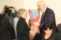 8. Встреча с многодетными матерями и матерями защитников Отечества