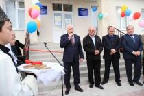 8. Церемония открытия средней общеобразовательной школы в селе Корнис Знаурского района (часть I)