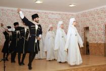 8. Церемония открытия Дома культура в селе Корнис Знаурского района (часть II)