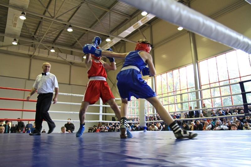 Турнир по боксу, посвященный памяти героя Осетии и Абхазии Валерия Хубулова (Хубула)