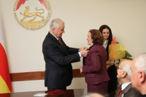 4. Церемония вручения государственных наград (часть II)