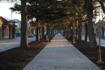 5. Церемония открытия ул. Октябрьская г. Цхинвал и инспекция хода строительства здания Госдрамтеатра (часть II)