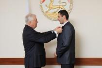 9. Церемония вручения государственных наград (часть IV)
