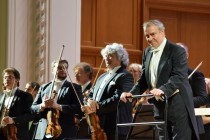 1. Посещение концерта Объединенного оркестра Мюнхенской филармонии и Мариинского театра