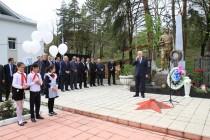 1. Траурное мероприятие, посвященное 25-ой годовщине разрушительного землетрясения в Дзауском районе (часть II)