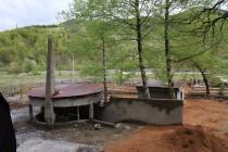 1. Обустройство парка у минерального источника  в поселке Дзау