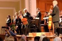 2. Посещение концерта Объединенного оркестра Мюнхенской филармонии и Мариинского театра