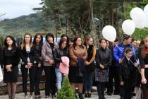 2. Траурное мероприятие, посвященное 25-ой годовщине разрушительного землетрясения в Дзауском районе (часть II)