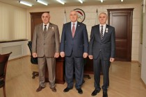 2. Встречи с делегациями, прибывшими в Цхинвал по случаю празднования 25-летия образования Парламента Республики Южная Осетия (часть II)