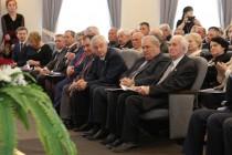 3. Торжественное заседание, посвященное 25-летию парламентаризма Республики Южная Осетия (часть I)