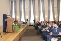 3. Торжественное заседание, посвященное 25-летию парламентаризма Республики Южная Осетия (часть II)