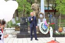 3. Траурное мероприятие, посвященное 25-ой годовщине разрушительного землетрясения в Дзауском районе (часть II)