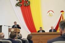 5. Торжественное заседание, посвященное 25-летию парламентаризма Республики Южная Осетия (часть III)