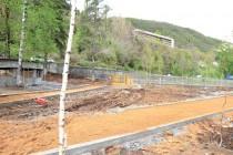 5. Обустройство парка у минерального источника  в поселке Дзау