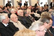 6. Торжественное заседание, посвященное 25-летию парламентаризма Республики Южная Осетия (часть I)