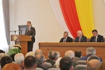 6. Торжественное заседание, посвященное 25-летию парламентаризма Республики Южная Осетия (часть II)