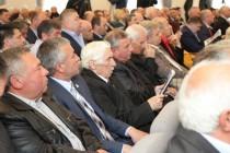 7. Торжественное заседание, посвященное 25-летию парламентаризма Республики Южная Осетия (часть I)