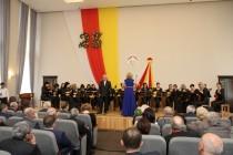 7. Торжественное заседание, посвященное 25-летию парламентаризма Республики Южная Осетия (часть III)