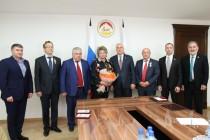 7. Встречи с делегациями, прибывшими в Цхинвал по случаю празднования 25-летия образования Парламента Республики Южная Осетия (часть II)