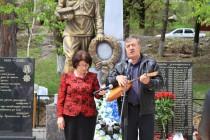 8. Траурное мероприятие, посвященное 25-ой годовщине разрушительного землетрясения в Дзауском районе (часть II)