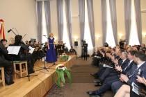 9. Торжественное заседание, посвященное 25-летию парламентаризма Республики Южная Осетия (часть III)