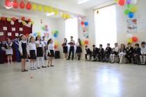 1. Последний звонок в школах Знаурского района (часть III)