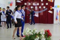 1. Последний звонок в школах Знаурского района (часть IV)